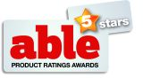 Able five star award
